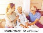 medicine  support  family... | Shutterstock . vector #559843867
