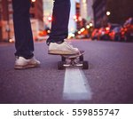 wide angle shot of a guy... | Shutterstock . vector #559855747
