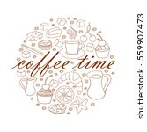 concept for invitation card ... | Shutterstock .eps vector #559907473