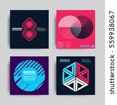 art geometric shape logo design ... | Shutterstock .eps vector #559938067