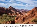 Atlas Mountains  Morocco  ...