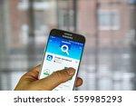 montreal  canada   december 23  ... | Shutterstock . vector #559985293