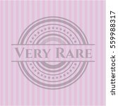 very rare badge with pink... | Shutterstock .eps vector #559988317