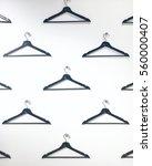 minimalistic well organized... | Shutterstock . vector #560000407