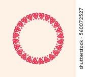 heart wreath ornament for...
