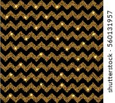 chevron gold glow background... | Shutterstock .eps vector #560131957