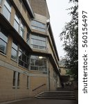 Small photo of BATH, UK - CIRCA SEPTEMBER 2016: Department of Architecture and Civil Engineering at University of Bath designed by Peter and Alison Smithson architects