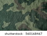 camouflage pattern cloth... | Shutterstock . vector #560168467
