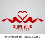 valentines day  | Shutterstock .eps vector #560266357