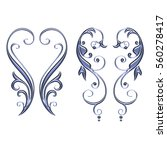 ornament1f | Shutterstock . vector #560278417