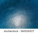 sea surface aerial view | Shutterstock . vector #560326927