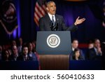 U.s. President Barack Obama...