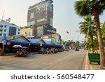pattaya  thailand   circa... | Shutterstock . vector #560548477