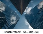 nyc built space | Shutterstock . vector #560586253
