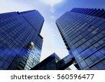 toronto condominium in a trendy ... | Shutterstock . vector #560596477