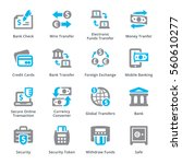 Personal & Business Finance Icons Set 3 - Sympa Series | Shutterstock vector #560610277