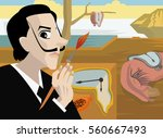 Great Surrealist Painter...