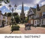 solihull west midlands  uk    ... | Shutterstock . vector #560754967