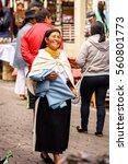 Otavalo  Ecuador   Jan 3  2015...