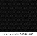 monochrome color fantasy...   Shutterstock . vector #560841403