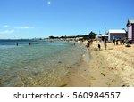 melbourne  australia   december ... | Shutterstock . vector #560984557