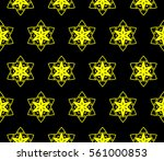 abstract repeat backdrop.... | Shutterstock .eps vector #561000853