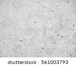 texture of grey concrete wall | Shutterstock . vector #561003793
