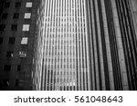 new york city skyscraper  | Shutterstock . vector #561048643