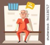 Prison With Prisoner. Characte...