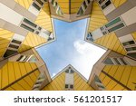 Cube Houses In Rotterdam ...