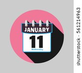 calendar icon . isolated on a...