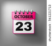 calendar icon  pink. isolated...