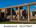 roman cities pompeii...