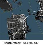 San Francisco Map Free Vector Art 8788 Free Downloads