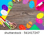Easter Background Creative...