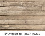 wood plank brown texture... | Shutterstock . vector #561440317