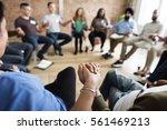 networking seminar meet ups... | Shutterstock . vector #561469213