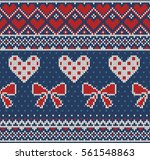 seamless pattern on the theme... | Shutterstock .eps vector #561548863