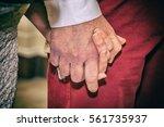 couple | Shutterstock . vector #561735937