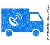 remote control van grainy... | Shutterstock .eps vector #561769123