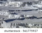 A View Of Pamukkale Thermal...