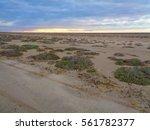 djerba island borj el kastil... | Shutterstock . vector #561782377