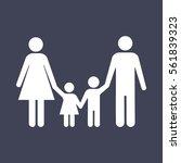 family icon   Shutterstock .eps vector #561839323