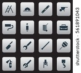 set of 16 apparatus icons....