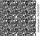 abstract decorative vector... | Shutterstock .eps vector #561915037