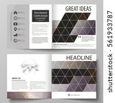 business templates for square... | Shutterstock .eps vector #561933787