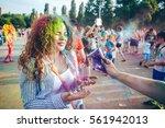 taganrog  russian federation  ... | Shutterstock . vector #561942013