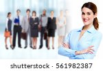 business people group. | Shutterstock . vector #561982387