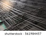 wire mesh steel for... | Shutterstock . vector #561984457