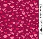 seamless pattern of happy...   Shutterstock .eps vector #562076233